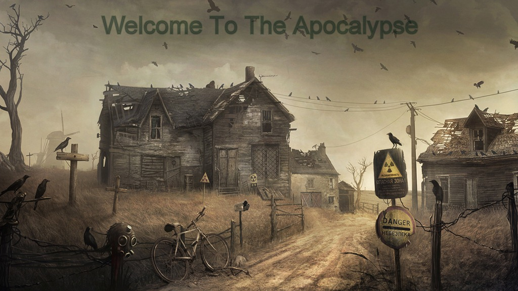 how to write a post apocalyptic novel